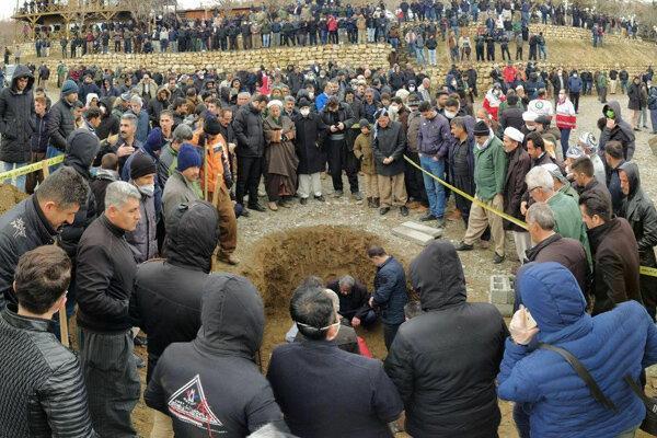 مراسم تشییع پیکر سیامند رحمان برگزار گردید