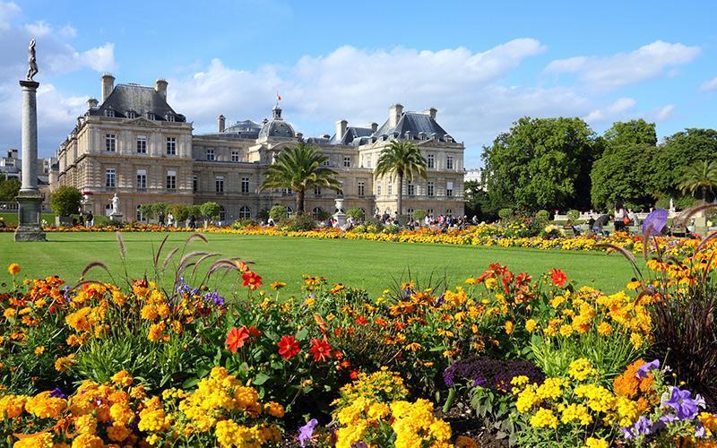 7 مورد از زیباترین پارک ها و باغ های پاریس