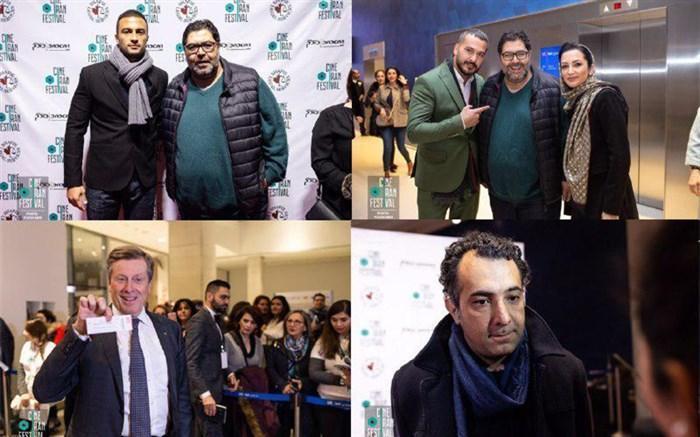 برگزاری چهارمین دوره جشنواره فیلم هاى ایرانى تورنتو (فستیوال سینه - ایران)