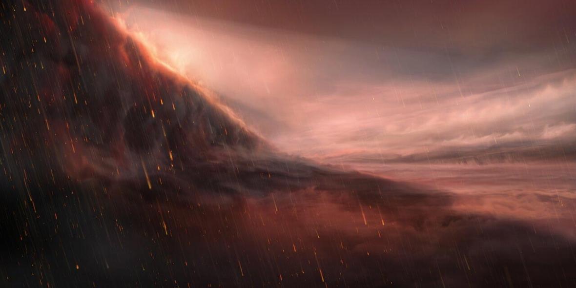 از دروغ بارش بادمجان در آسمان زمین تا واقعیت بارش آهن در سیاره جدید