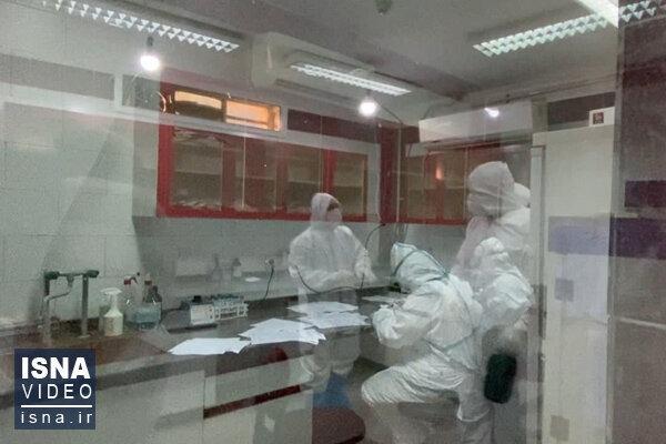آزمایشگاه تشخیص کرونا در ایرانشهر راه اندازی شد