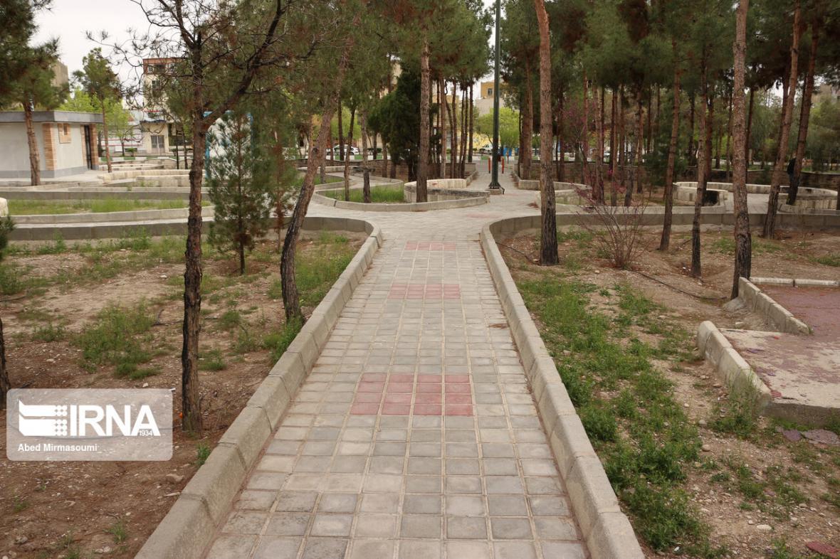 خبرنگاران بوستان های قم تا عادی شدن شرایط غیرفعال است