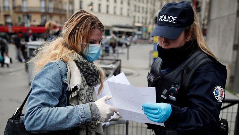 از دوست دخترِ شوهر تا آبگوشت؛ دردسرهای عجیب پلیس فرانسه در زمان قرنطینه