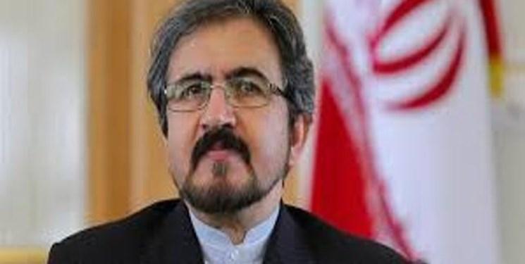 نظر بهرام قاسمی درباره تماس ها و گفتگوهای روسای جمهور ایران و فرانسه