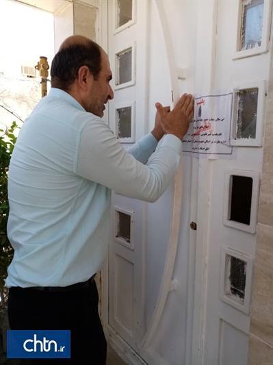 8 خانه مسافر غیر مجاز در بوشهر پلمب شد