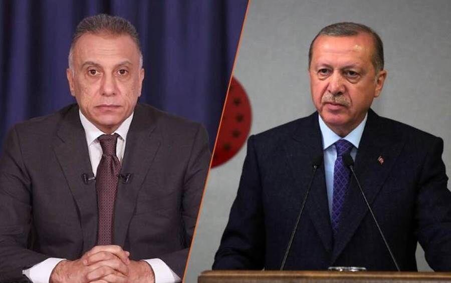 اعلام آمادگی اردوغان به همکاری با دولت الکاظمی