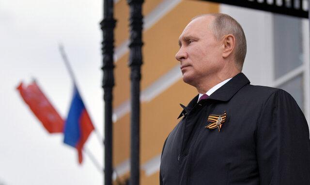 پوتین: برنامه های تقویت و مدرن سازی ارتش روسیه تداوم دارد