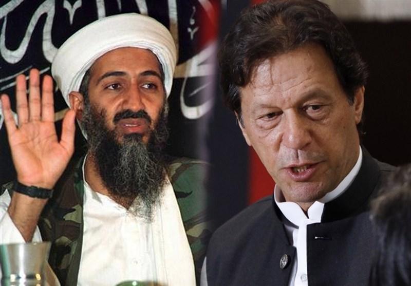 عمران خان: از جنگ آمریکا علیه تروریسم در افغانستان حمایت کردیم، آمریکا بن لادن را شهید کرد