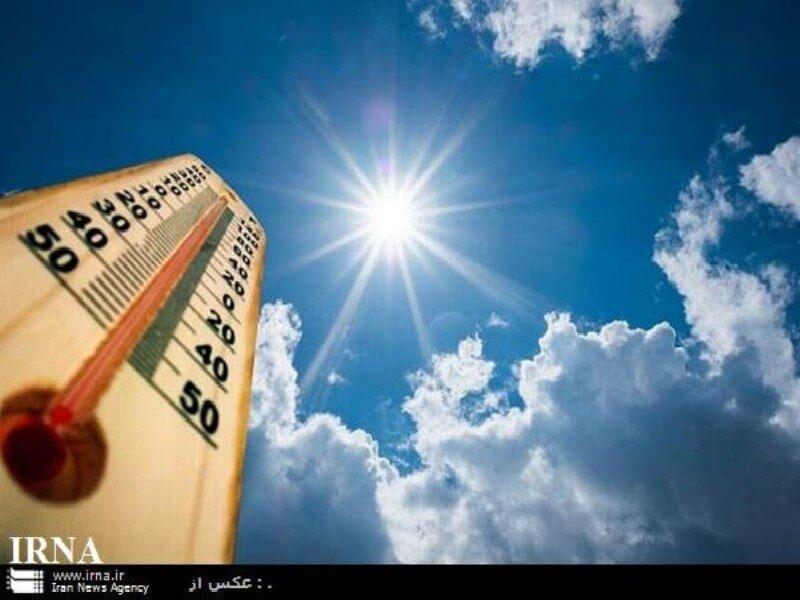 خبرنگاران افزایش دما در خوزستان