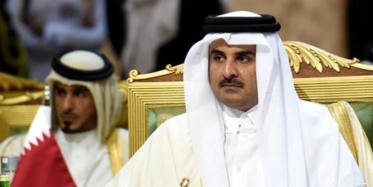 گفت وگوی تلفنی سلطان عمان و امیر قطر درباره تحولات منطقه