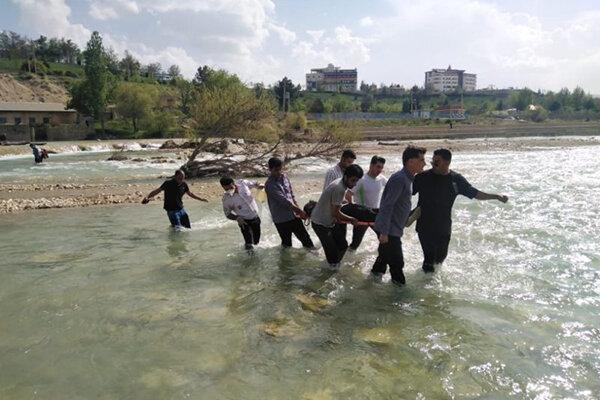 هشدار ، گردشگران از رودخانه های البرز فاصله بگیرند