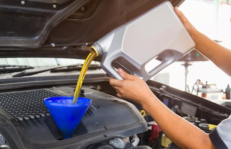 دور زدن قانون با درج نکردن قیمت روغن موتور