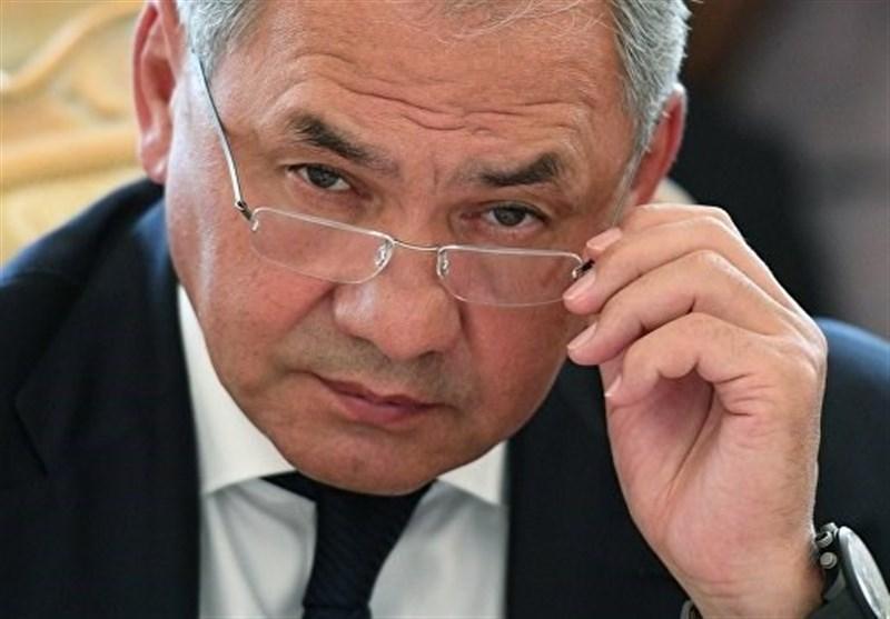 رایزنی تلفنی وزیر دفاع روسیه با رئیس پنتاگون