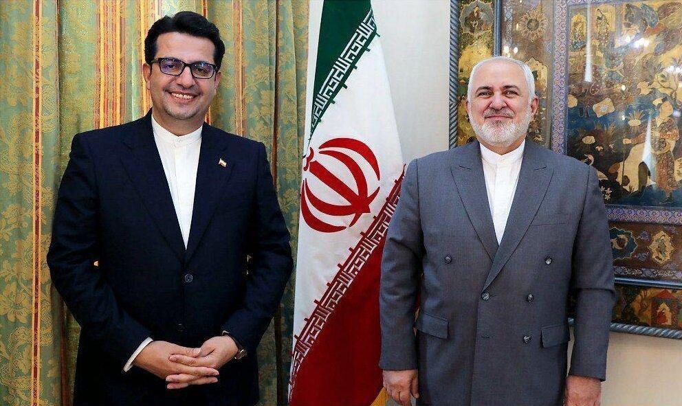 توضیح ظریف درباره علت انتخاب موسوی به عنوان سفیر ایران در آذربایجان