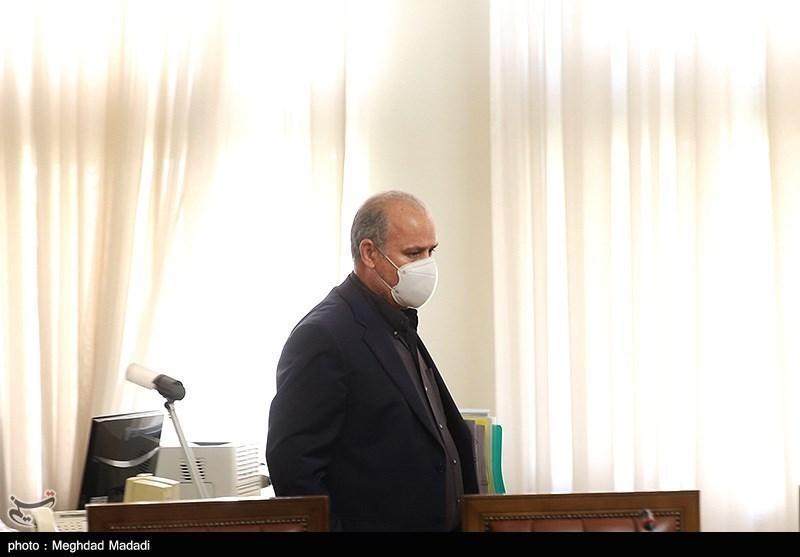 تصویری متفاوت از مهدی تاج در جلسه آنالیز قرارداد ویلموتس در کمیسیون اصل نود
