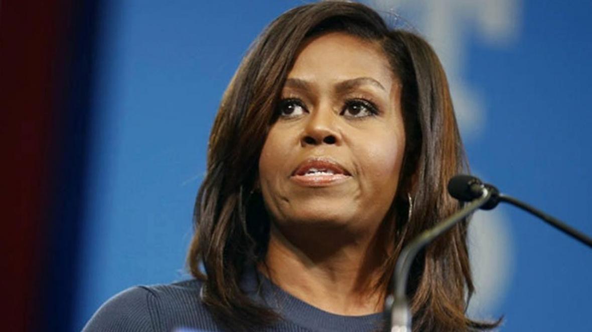 انتقاد میشل اوباما از مواضع کاخ سفید در قبال نژادپرستی
