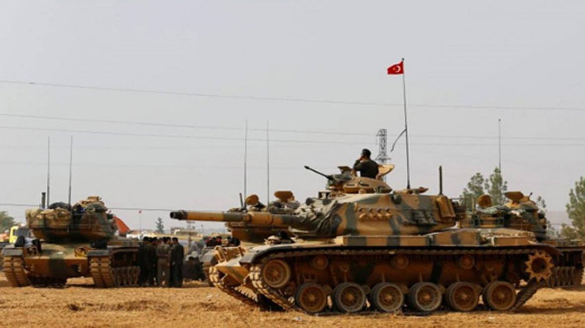 تمدید مأموریت خارجی نظامیان ترکیه برای یک سال دیگر