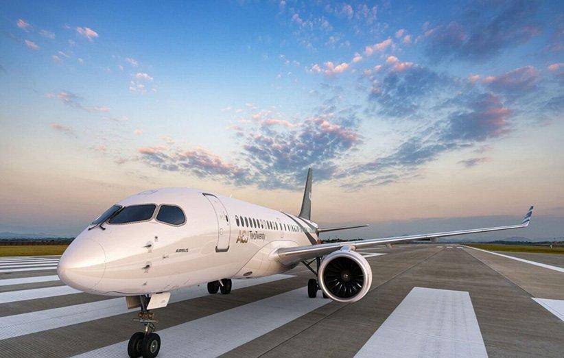 جت تجاری مدرن ایرباس با نام ACJ 220 معرفی گردید