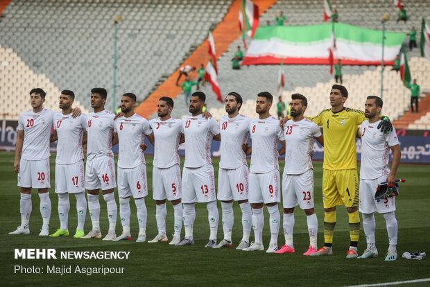 ترکیب تیم ملی فوتبال ایران اعلام شد، زوج پرسپولیسی خط دفاع