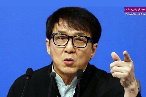 حمایت جکی چان از نمایش فیلم های هالیوودی در چین