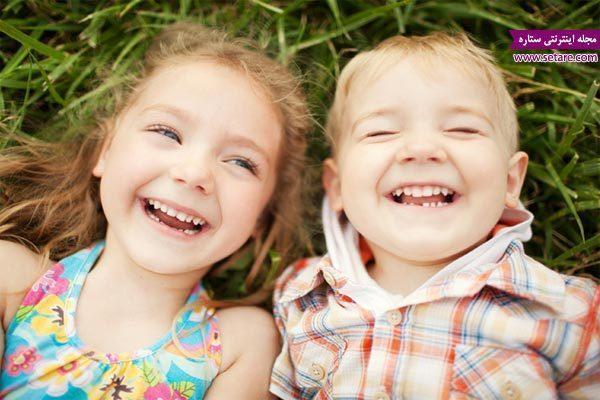 چگونه عزت نفس بچه ها را افزایش دهیم؟