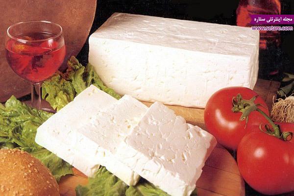 خواص پنیر چیست؟ (مزایای خوردن پنیر)