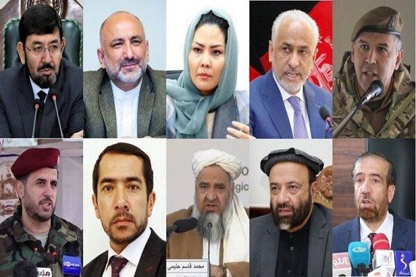 رای اعتماد مجلس افغانستان به 10 وزیر پیشنهادی