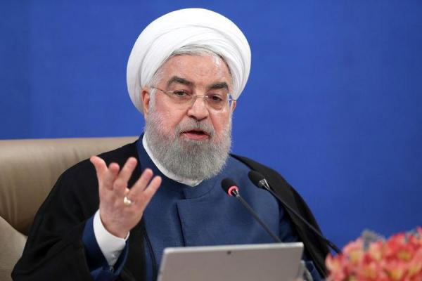 روحانی: تحریم را به موزه تاریخ بسپارید