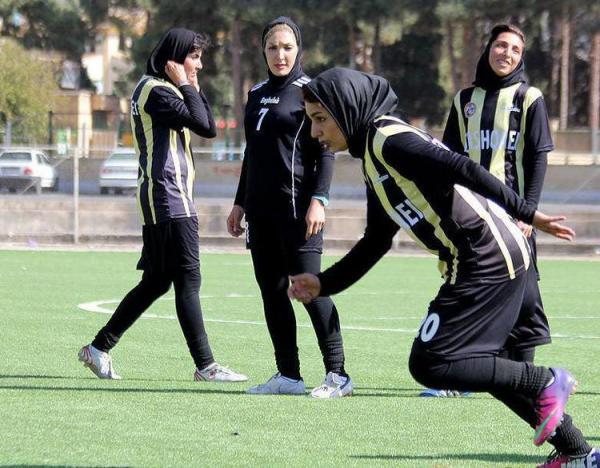 شرایط اسفبار دختران فوتبالیست شیراز