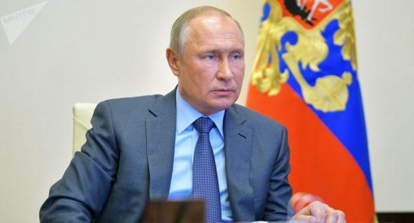 پیش بینی پوتین از روابط روسیه و آمریکا پس از بایدن