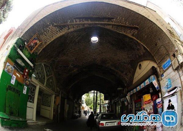 آغاز طراحی بازسازی بازارچه قاجاری نائب آقا