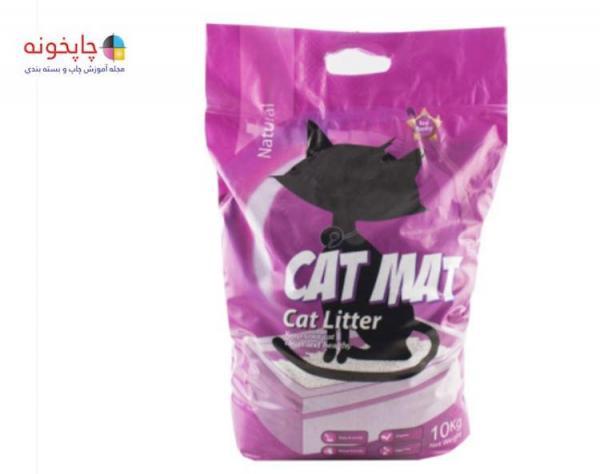 خرید خاک بستر گربه