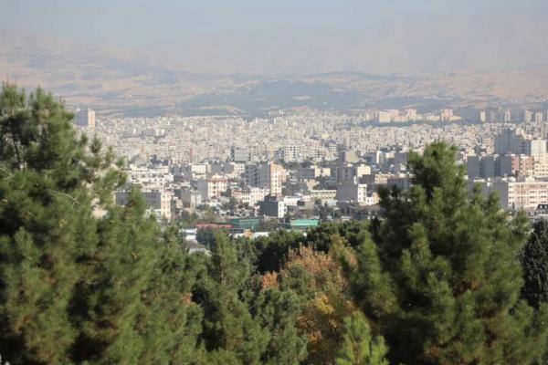 افتتاح بوستان همافران در منطقه 13