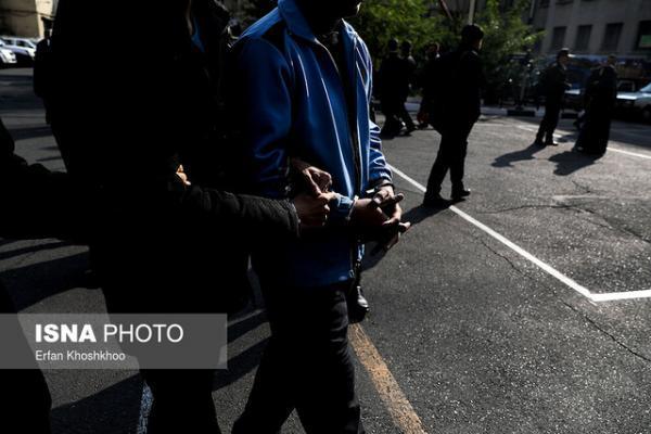 دستگیری چاقوکش شرور در کمتر از یک ساعت در قم