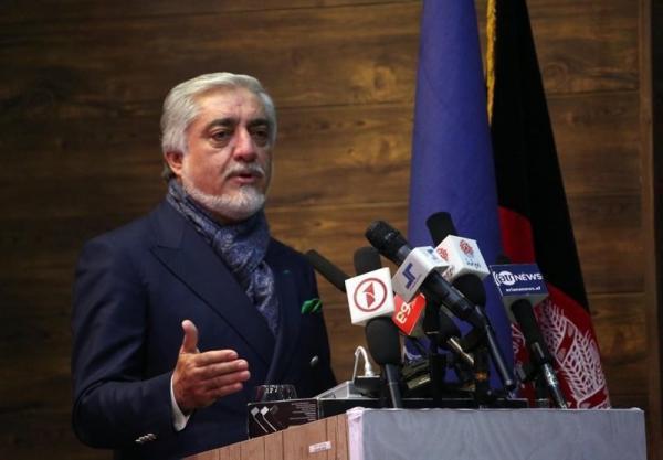 عبدالله: سفر طالبان به تهران با هماهنگی افغانستان بود، آتش بس پیش زمینه صلح است