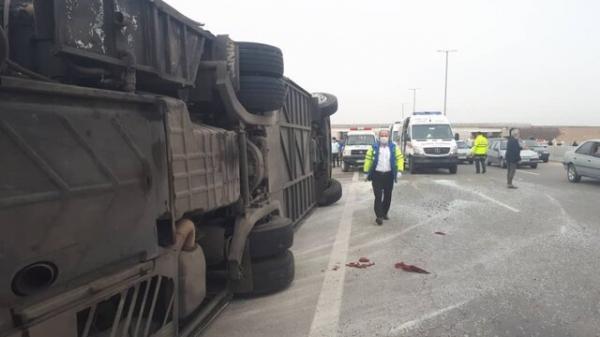 کاهش 30درصدی تلفات جاده ای در استان سمنان