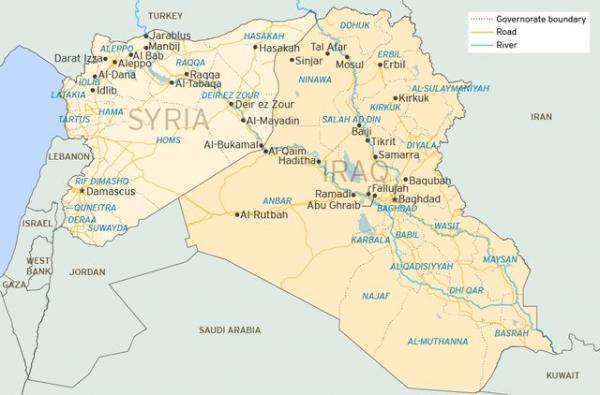 شروع عملیات نظامی حشد شعبی علیه داعش در شرق دیالی
