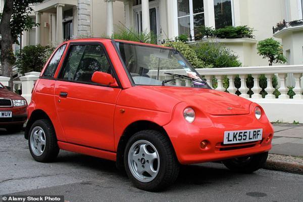 آشنایی با بدترین اتومبیل جهان!