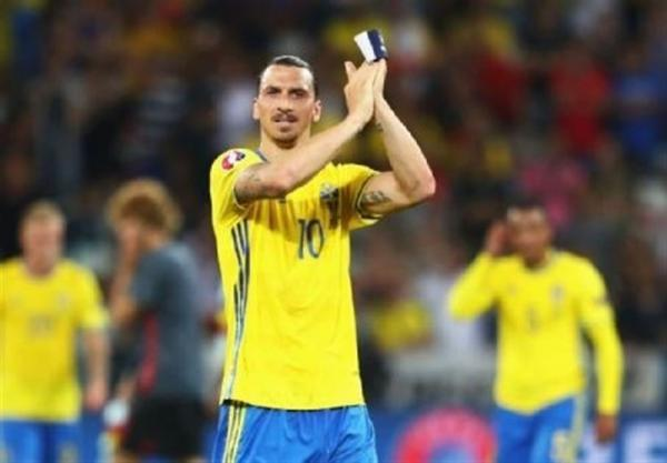 رسانه سوئدی ادعا کرد: زلاتان به زودی به تیم ملی سوئد برمی گردد!