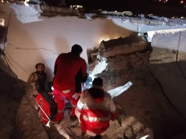 خبرنگاران انفجار 2 منزل مسکونی در کرمان یک کشته بر جا گذاشت