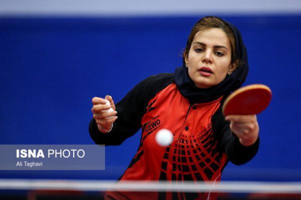 شکست تلخ ندا شهسواری در انتخابی المپیک، سهمیه از دست ایران رفت