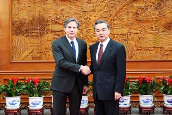 توافق جامع میان چین و آمریکا حاصل شد، مسائل حل خواهند شد