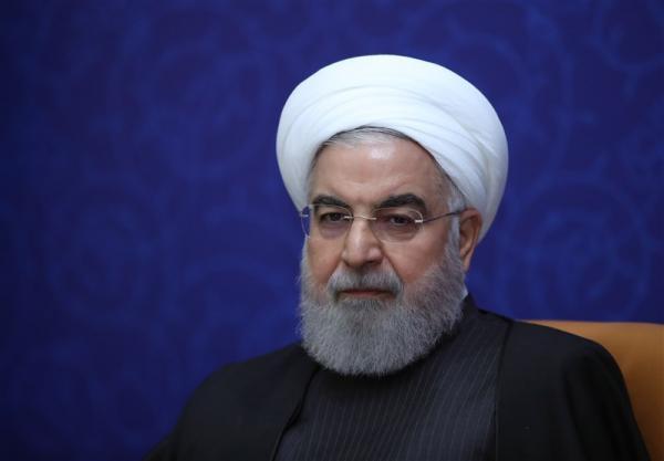 روحانی: برگزاری مراسمات ماه رمضان در مناطق نارنجی و قرمز ممنوع است ، هیچ دوگانگی در دستورالعمل های ستاد کرونا وجود ندارد خبرنگاران