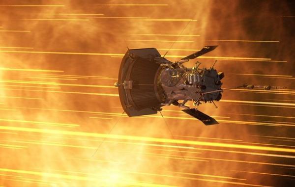 کاوشگر خورشیدی ناسا رکورد سرعت فضاپیماهای ساخت بشر را شکست