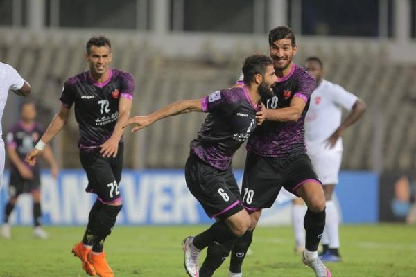 (ویدیو) خلاصه بازی پرسپولیس ایران 4 - 2 الریان قطر 9 اردیبهشت 00
