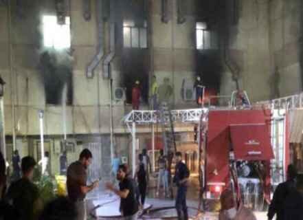 آتش سوزی منزل مسکونی در تبریز 4 مصدوم برجای گذاشت
