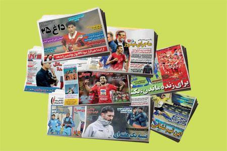 روزنامه های ورزشی در گرداب شبکه های اجتماعی