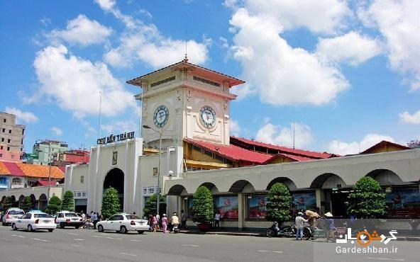 بازار بن تان شهر هوشی مین ؛ بهترین مکان برای خرید سوغات ویتنام
