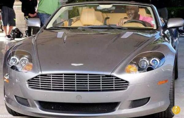 مالک گران ترین خودرو بین ورزشکاران کیست؟