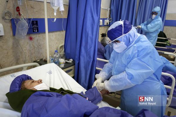 آخرین آمار کرونا در ایران؛ فوت 161 بیمار در شبانه روز گذشته
